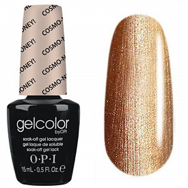 OPI GelColor R58 Cosmo Not Tonight Honey 15 мл