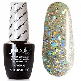 OPI GelColor XHL E50A Snowflakes in the Air 15 мл