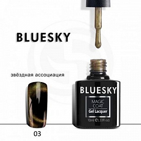 Bluesky Magic Coat 03 Звёздная ассоциация