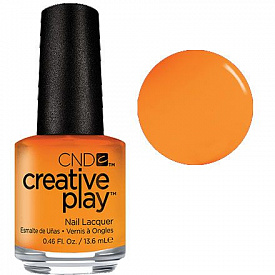 Лак для ногтей CND Creative Play 424 Apricot In The Act 13,6 мл