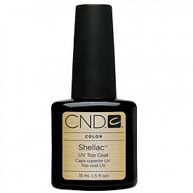 Б.Топ CND Shellac Top Coat 15 мл