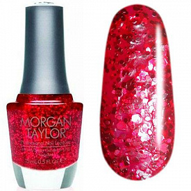 Лак Morgan Taylor Rare As Rubies #50029