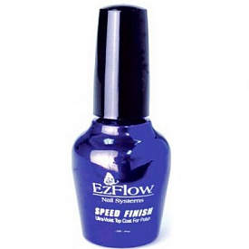 EzFlow Speed Finish Ultra-Violet Top Coat 14 мл