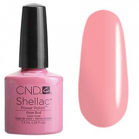 CND Shellac 40511 Rose Bud