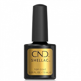Топ CND Shellac Top Coat 7,3 мл