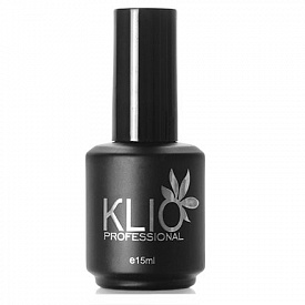 Klio Professional Rubber Top No Wipe 15 мл