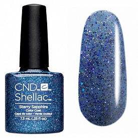CND Shellac 91261 Starry Sapphire