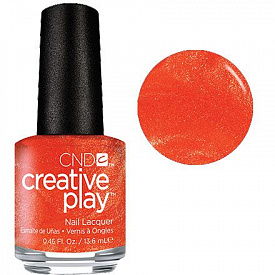 Лак для ногтей CND Creative Play 421 Orange You Curious 13,6 мл