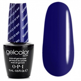 Bluesky GelColor F57 Keeping Suzi at Bay