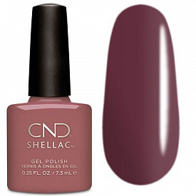 CND Shellac 91760 Married to Mauve