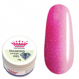 Гель Master Diamond Uv Led Gel 15, 10 г