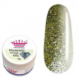 Гель Master Diamond Uv Led Gel 20, 10 г